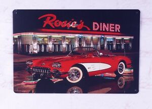 Details About Luxury Car Metal Hanging Tin Signs Bar Garage Home Cool Wall Decor Morden Plaque