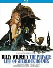 Private Life of Sherlock Holmes 0738329132828 With Robert Stephens Blu-ray