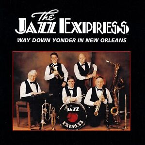 The-JAZZ-EXPRESS-Way-Down-yonder-in-New-Orleans-1997-Jazz-Express-JE-4