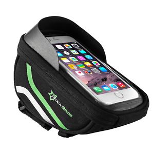 RockBros-Bike-Bag-Handlebar-Bag-Touch-Screen-Phone-Bag-Black-Green-Under-5-8-039-039