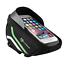 RockBros-Bike-Bag-Handlebar-Bag-Touch-Screen-Phone-Bag-Black-Green-Under-5-8-039-039 thumbnail 1