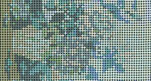 Moda Meow or Never by Erin Michael 26115 12 Grey Dot to Dot  Cotton Fabric