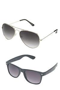 Combo Aviator & Premium sunglasses(In Case & Wiping Cloth)(Goggles)