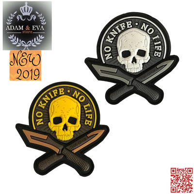 SHOT SHOW 2019 Patch 3D CANCELED Rubber PVC Tactical Army Military ISAF Morale
