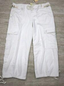 Shorts Knöchel Kordelzug Weiß Skg5061 Xs Und Ein Langes Leben Haben. Kleidung & Accessoires Neu Da-nang Damen Capri Hose
