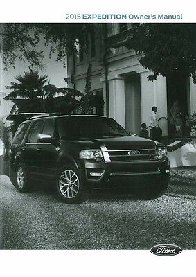 ford expedition owners manual user guide reference