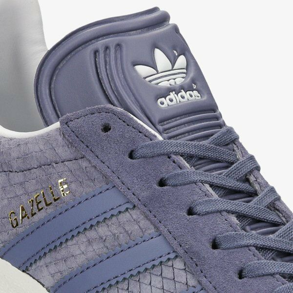 Adidas Originals Gazelle Super BB5173 Purple Light Lavender GOLD White BB5173 Super Women 6.5 18fd34