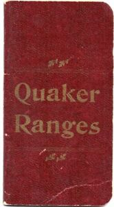 Vintage-Company-Customer-Premium-from-Quaker-Ranges-Memo-Book