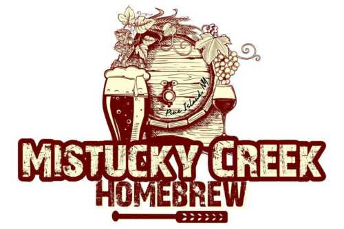 Mistucky Creek Homebrew T-Shirt What/'s In Your Fermenter Beer Wine Cider Mead