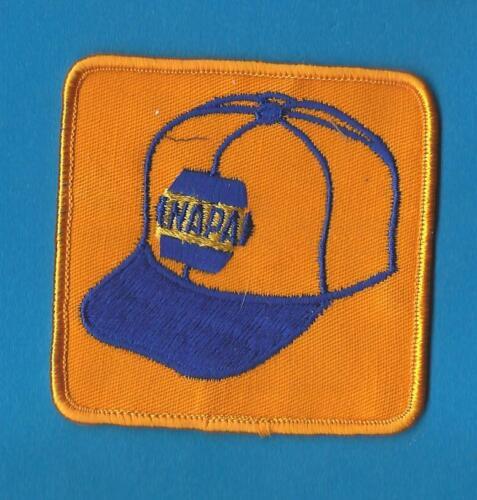 Vintage NAPA Racing NASCAR Sponsor Hat Jacket Racing Gear Patch Michael Waltrip