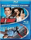 Get Smart/yes Man 0883929315598 With Steve Carell Blu-ray Region a