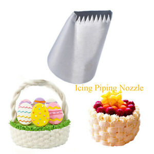 Accessories-Baking-Mold-Ice-Cream-Tool-Icing-Piping-Nozzles-Cake-Decorating