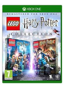 LEGO-Harry-Potter-Collection-XBox-One-Years-1-7-In-Stock-NEW-Sealed-Kids-Game