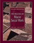 The Practice of Macro Social Work by William G. Brueggemann (Hardback, 2005)