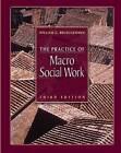 The Practice of Macro Social Work by William G. Brueggemann (Hardback, 2005)