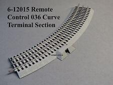 LIONEL FASTRACK 036 CURVE TERMINAL REMOTE CONTROL TRACK LIONCHIEF 6-12015 RCT