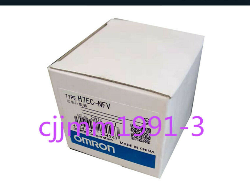 1PC  OMRON   H7EC-NFV