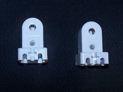 LOT OF 3 NEW LEVITON LAMP HOLDER LIGHT SOCKET PLUNGER 464 660W-600V