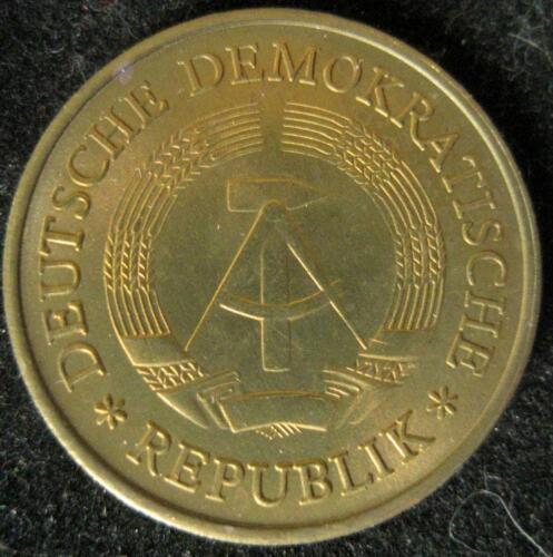 East Germany DDR 20 Pfennig 1972 BU #26