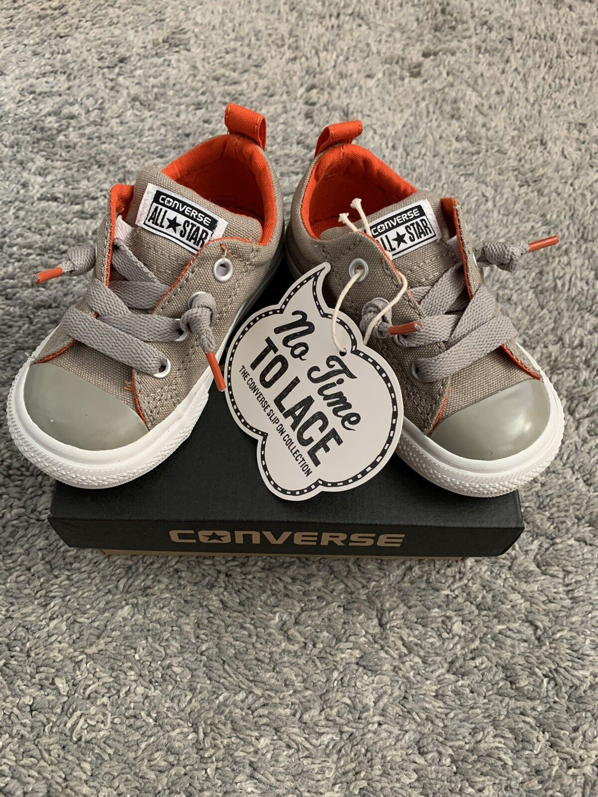 NEW Converse Toddler Infant Size 6