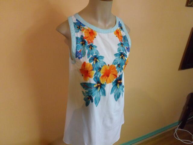 Paper Heart Shift Dress ~ BRAND NEW / UNWORN ~ Size 10 Tropical