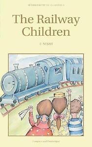 THE-RAILWAY-CHILDREN-Nesbit-Edith-Very-Good-Book