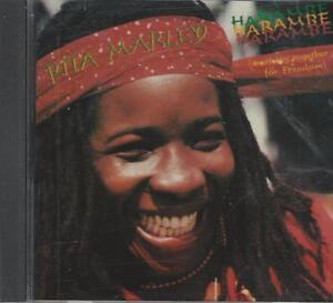 Music-CD-Rita-Marley-Harambe