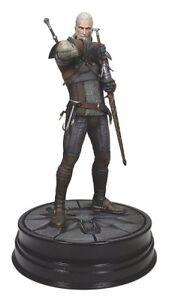 Dark-Deluxe-LE-STREGHE-Horse-3-Caccia-Selvaggia-Geralt-di-Rivia-Statua-Figura-Nuova