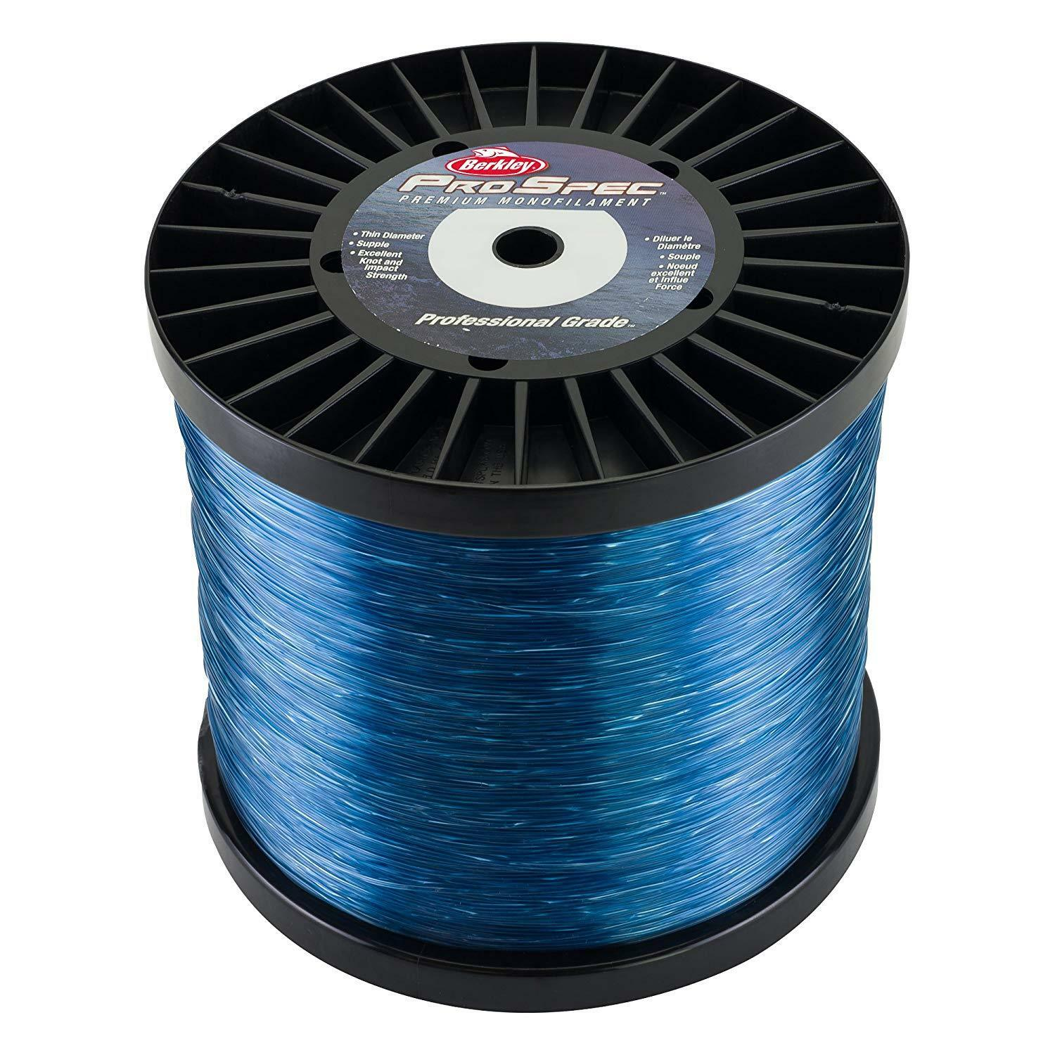 Berkley Pro Spec 30LB test Ocean bluee 8600 yds Big Game 5Spool