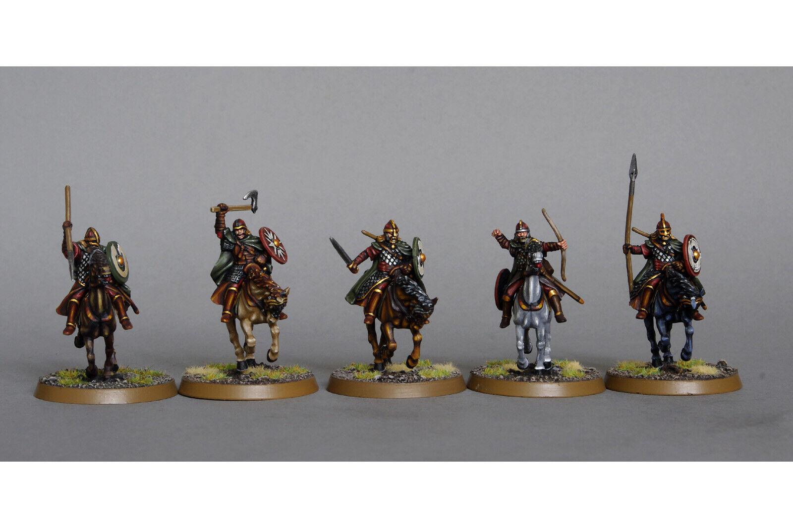 I Cavalieri di Rohan Pro Dipinti Lotter signore degli anelli