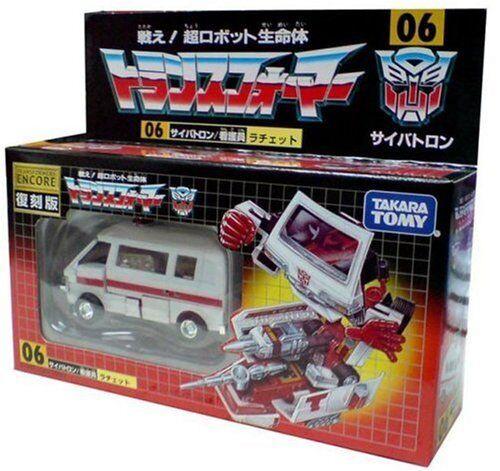 Transformers Encore 06 à cliquet