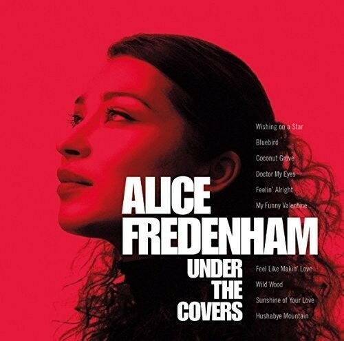 Alice Fredenham - Under The Covers [New CD] UK - Import
