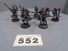 Warhammer Dark Eldar Kabalite Warriors 552