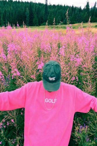 New Tyler the Creator Flower Boy Hip Hop Rap Music Rapper T-426 Silk  Poster