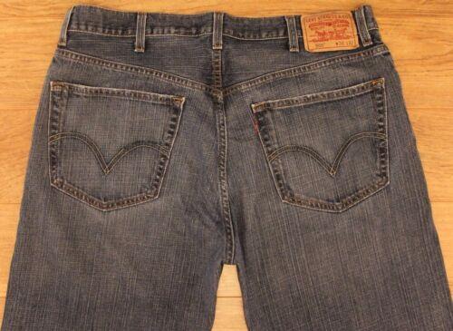 jambe Jeans droite 38 L 32 Euc Homme W 505 Levi's gwH0rxg