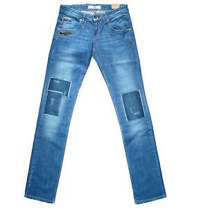 Slim Clodette Freeman Femme Stretch Jeans 32 Us Taille pvwq74x