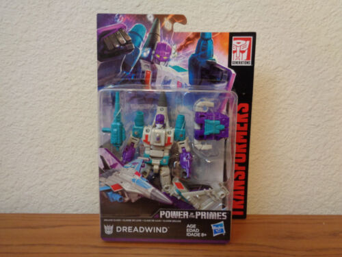 Transformateurs De Puissance des primes Deluxe Wave 1 DECEPTICON dreadwind NEW EN STOCK