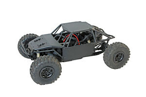 black aluminum axial yeti body panel kit ax04027 ebay