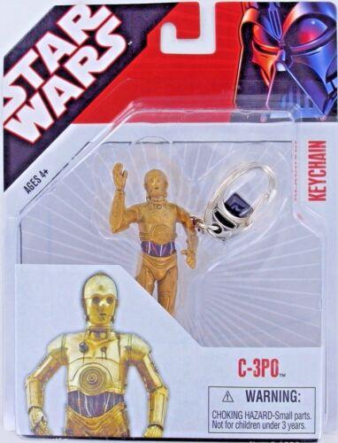 Star Wars C-3P0 Keychain Keyring Robot Droid Empire Retired Lucas Daniels S1 3P0