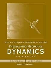 Solving Dynamics Problems in MATLAB by Brian Harper t/a Engineering Mechanics