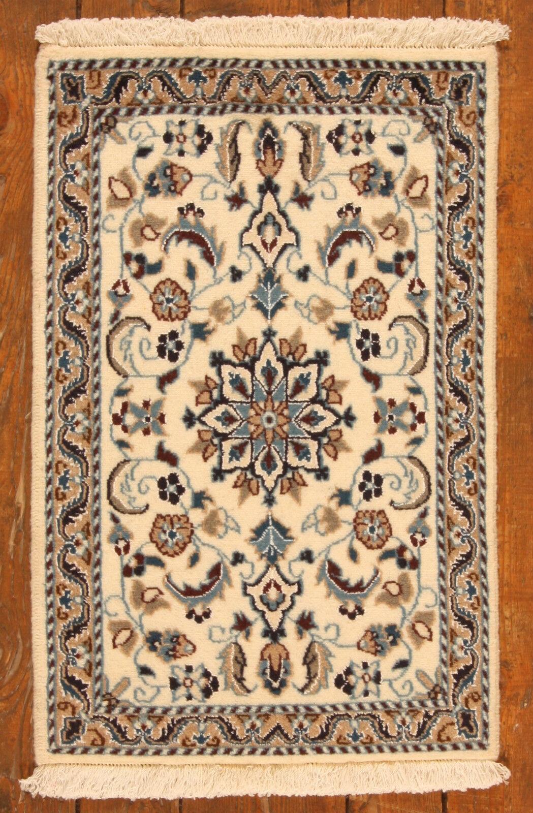 TAPPETO Orientale Vero Annodato Tapis persan 678 (90 (90 (90 x 60) cm Nuovo 1bf693