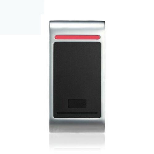 Waterproof IP68 125Khz ID EM Card  Door Access Standalone Metal Access Control
