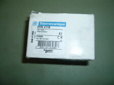 TELEMECANIQUE AUXILIARY RELAY MOUNT INST 48V 50 HZ RELAY PART NO.RHN411E