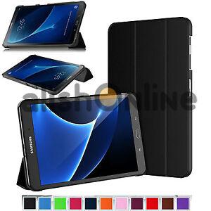 Cuero-Elegante-Tableta-Soporte-Folio-Funda-para-Samsung-Galaxy-Tab-a-8-034-a-9-7-034