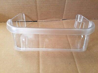 FRIGIDAIRE REFRIGERATOR DOOR BIN SHELF PART# 240351600 CLEAR