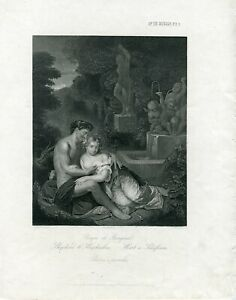 Berger-Ey-Bergere-Engraving-Of-a-H-Payne-IN-One-Artwork-Of-C-Netscher