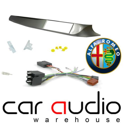 Alfa Romeo Giulietta 10 auto estéreo D//din Fascia Volante interfaz ctkar03