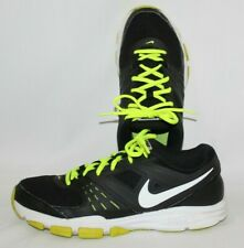 382f435f4b2c Nike Air One TR Training Shoes Mens Size 10 White black 631276 103 ...