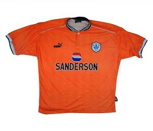 SHEFFIELD-WEDNESDAY-1996-98-Authentic-Away-Shirt-eccellente-XL-soccer-jersey
