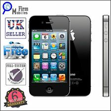 Apple iPhone 4s - 32GB-Nero (Sbloccato) Smartphone